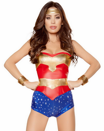Mighty Super Hero Costume