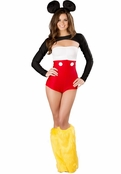 Missy Mouse Sexy 3 PC Costume