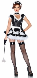 Mistress Maid Sexy Costume