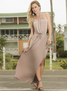 Mocha Dreams Maxi Dress