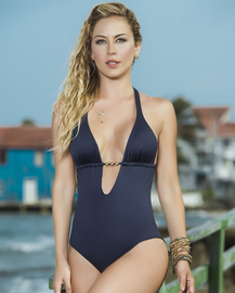 Nautical Mistress Sexy One Piece Swim Suit