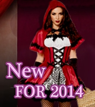 New 2014 Costumes