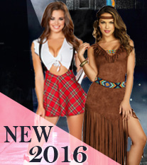 New 2016 Costumes