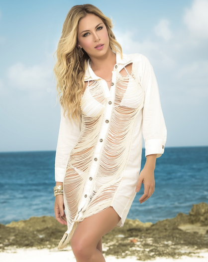 No Drama Sexy Bahama Cover Up & Beach Dress