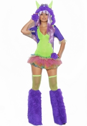 One Eyed Monster 2 PC Costume