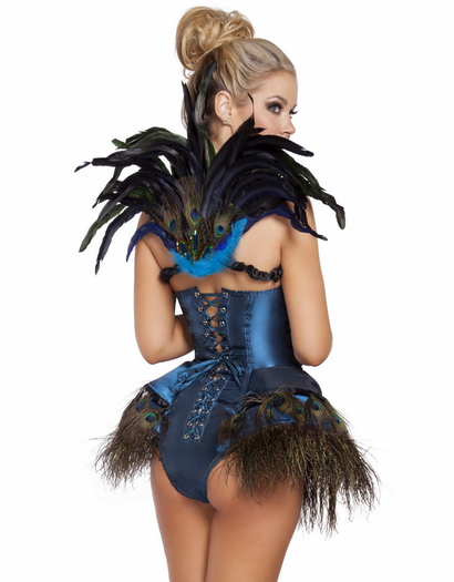 Sexy Peacock Halloween Costumes 81