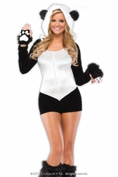 Perky Panda Sexy 3 PC Costume