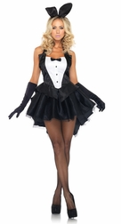 Plus Size 2 PC. Tux & Tails Bunny