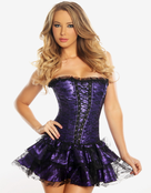 Plus Size Always Special Corset Dress