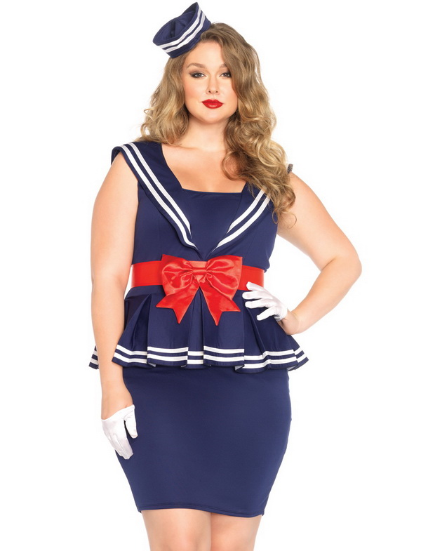 Plus Size Pin Up Lingerie 85