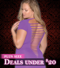 Plus Size Deals Under $20