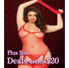 Plus Size Deals Under 20