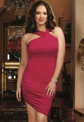 Plus Size Hypnotic Enchantment Sexy Dress