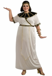 Plus Size Egyptian Girl Costume