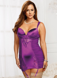 Plus Size Flawless For You Sexy Chemise