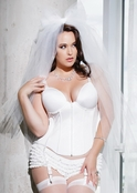 Plus Size Magical Evening Sexy Bustier