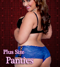 Plus Size Panties