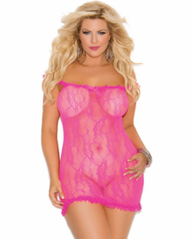 Plus Size Peyton Collection Chemise