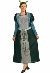 Plus Size Princess Fiona Costume