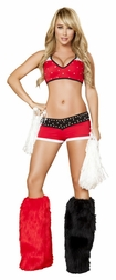 Pom Pom Hottie Sexy 3 PC Costume