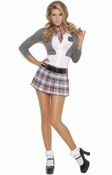 Queen Of Detention 3 PC Costume