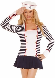 Sailor 2 PC Costume