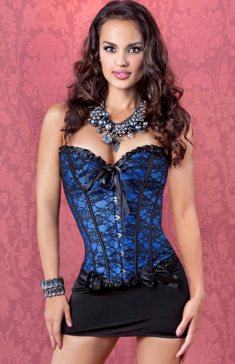 Selena's Secret Corset and Skirt Set