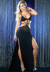 Sex And Glamour Sexy Long Gown