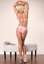 Sex On The Rose Petals Sexy 2 PC Set