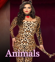 Sexy Animals Costumes
