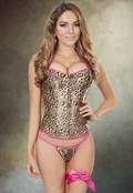 It's Pretty And Wild Corset