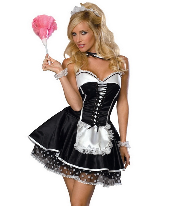 sexy costumes maid costumes french maid costumes