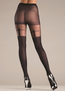 Shadow Cross Pantyhose