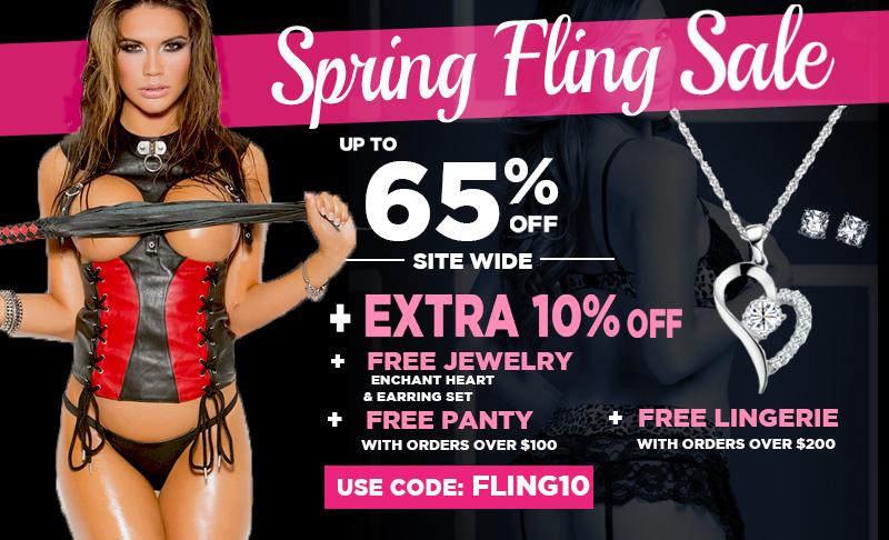 Spring Clearance Sale 50-65% off