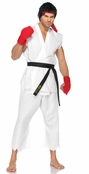 Street Fighter Ryu Mens Costume