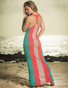 Striped Play Time Maxi Dress