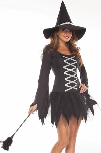 Sweetheart Witch Sexy Costume