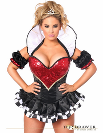 Top Drawer Royal Queen Premium Costume