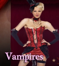 Vampire & Witches Costumes