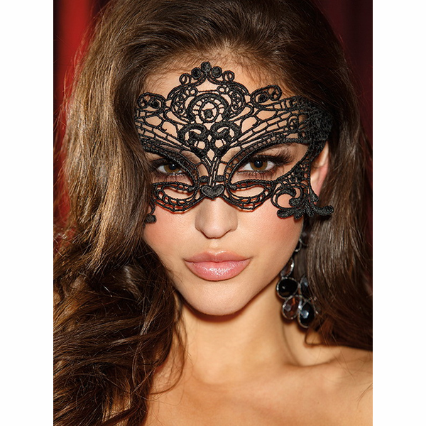 Venice Embroidered Mask