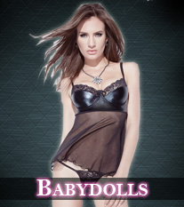 Vinyl & Leather Babydolls