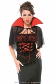 Voluptuous Vampire Sexy Costume