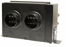 12 or 24v Ductable Coolant Cab Heater 16,000 BTU