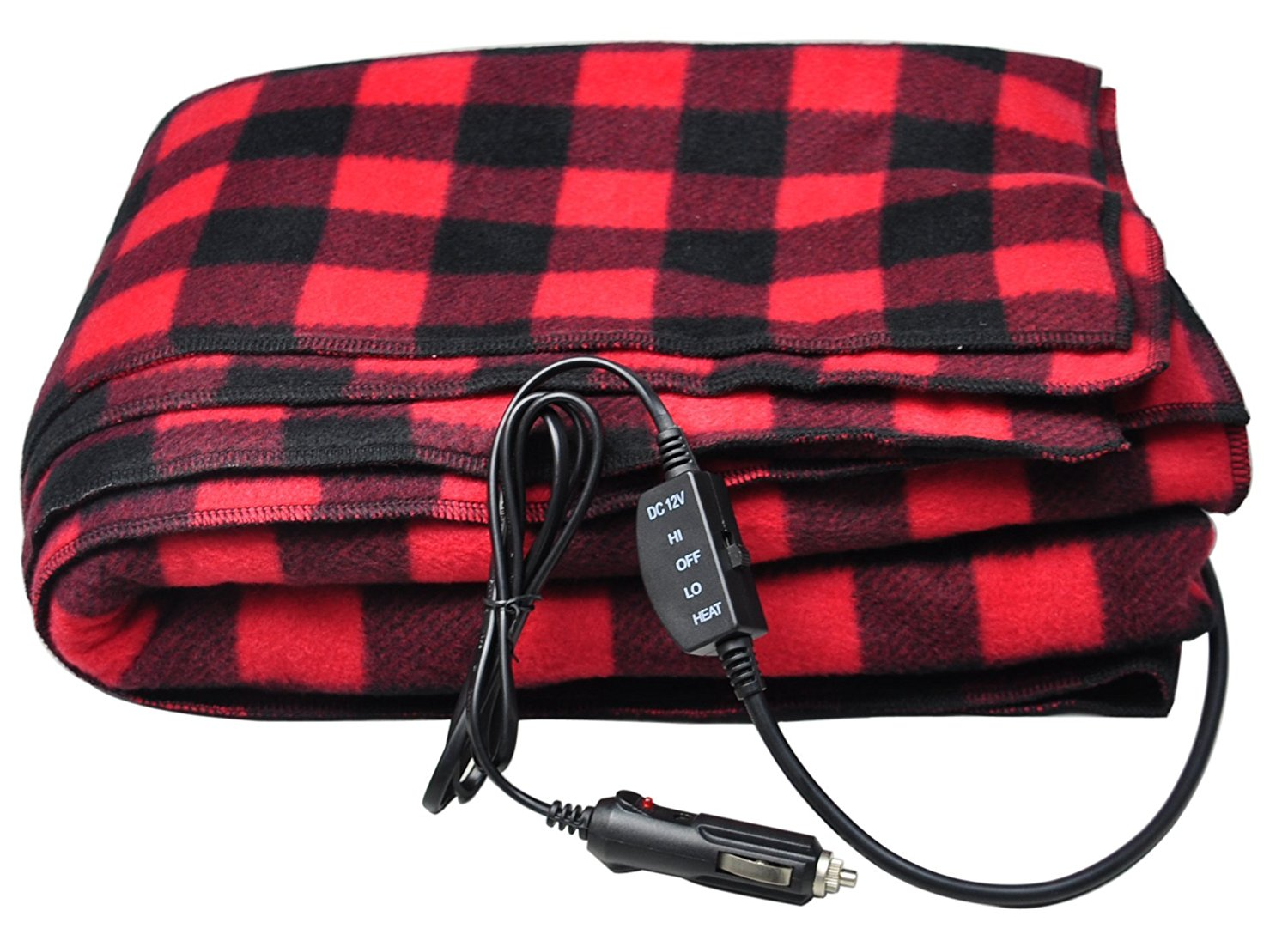 12v fleece heated electric travel blanket 1 jpg