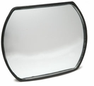 "4"" x 5.5"" Blind Spot ""Stick-On"" Convex Mirror - Self Adhesive"