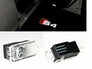LED Ghost Shadow Projector Laser Courtesy Logo Light For Audi A4 S4 2003-2013