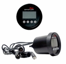Motorcycle Radar & Laser Detector with POP