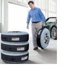 Seasonal Tire Carrying & Storage Tote (4 Pack)