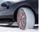 Tire Sock Winter Traction Aid, For High Performance Tires