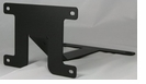 Under Bumper Front License Plate Mount Bracket